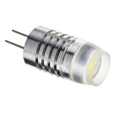 Rayshop - G4 1.5W Cob 120Lm 6000K White Light Led Bulb For Car Lamps (Dc 12V)