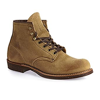 Original Red Wing Boots  Red Wing 6 Inch Moc Boots  Copper