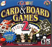 Card and Board Games 2 (Jewel Case)