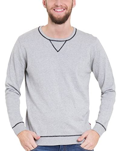 Big Star Pullover  grau L