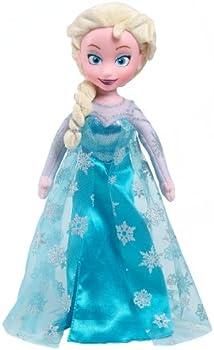 Disney Frozen Elsa Soft Plush Doll