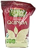 Natures Earthly Choice: Organic Quinoa (1 x 4 lbs)
