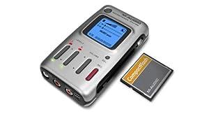 M-Audio MicroTrack 24/96 Professional 2-Channel Mobile Digital Recorder