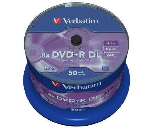 verbatim-43758-dvd-r-double-layer-85gb-8x-50er-spindel-silber