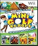 Wii Mini Golf Resort