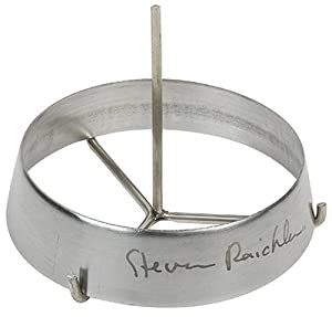 Steven Raichlen Best of Barbecue Stainless Steel Grilling Ring with Spike (3.75-inch Round) at Sears.com