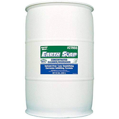 Spray Nine 27955 Earth Soap Concentrated Cleaner/Degreaser - 55 Gallon (Solvent Based Parts Washer compare prices)