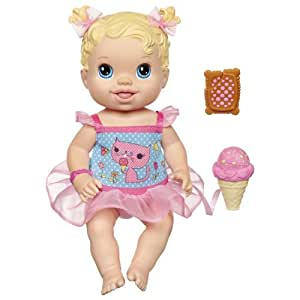 Baby Alive Yummy Treat Baby Doll
