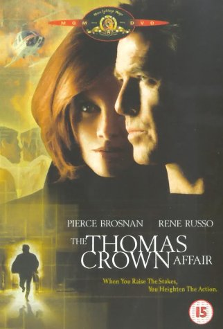Thomas Crown Affair 99 The [UK Import]