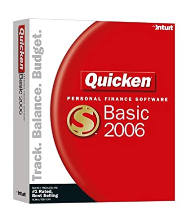 Quicken Basic 2006 [Old Version]