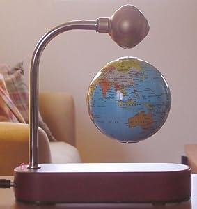 """3.5"""" Floating Globe - Magnetic Levitating Globe"""