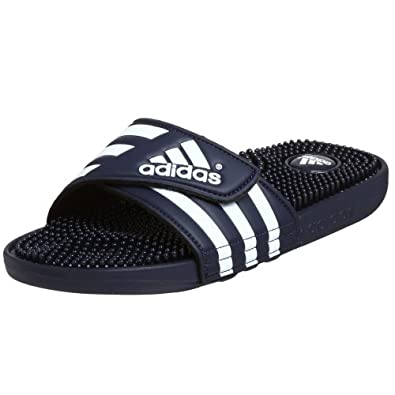 adidas Originals Men's Adissage Sandal,New Navy/New Navy/Running White,8 M