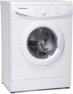 PANASONIC FRONT LOADING 5.5 KG NA 855 MC1 W01