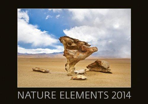 Nature Elements 2014 Calendar
