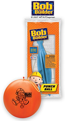 Bob The Builder 1 Ct. Punch Ball