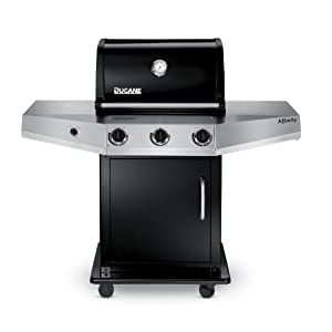 Weber Ducane 31311001 Affinity 3100 LP Gas Grill, Black/Stainless Steel (Discontinued by Manufacturer)