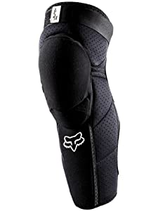 FOX Launch Pro Knee/Shin Guard, Black, Large/X-Large