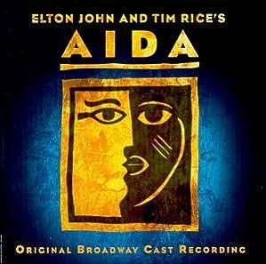 "Cover of ""Aida (2000 Original Broadway Ca..."