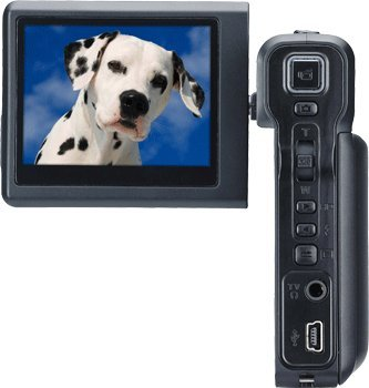 "Easypix DV5211HD ""all black"" Camcorder und Digitalkamera"