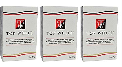 lot-de-3-haut-blanc-savon-lightening-savon-exfoliant-a-labricot-poudre