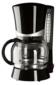 Continental Electric Coffee Maker Directions : Amazon.com: Continental Electric Black 10-Cup Coffee Maker: Drip Coffeemakers: Kitchen & Dining