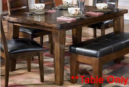 Dining Table by Famous Brand Furniture