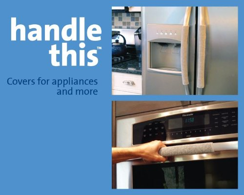 Handle-This Appliance Handle Covers