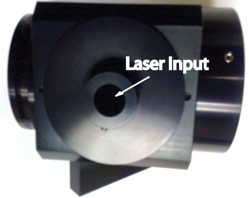 Olympus Upright Microscope Bx51Wi-Series Laser Light Path Connection Adaptor