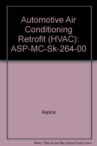 Automotive Air Conditioning Retrofit (HVAC): ASP-MC-SK-264-00