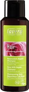 Shampoo Rose Milk Lavera Skin Care 8.2 oz Liquid