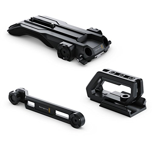 Blackmagic Design URSA Mini Shoulder Kit for the USRA Mini, Tripod Quick Lock Release