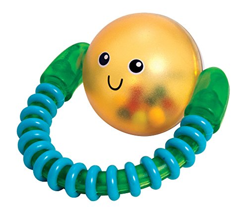 The First Years Spin & Smile Spinning Rattle - 1