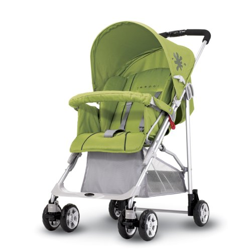 Zooper Ska Stroller Sky Green (Discontinued by Manufacturer) - 1