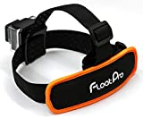 FloatPro GoPro Head Strap Mount + Detachable Floater. 2-in-1 Headstrap for Land And Water Activities. Full 1-Year Warranty.