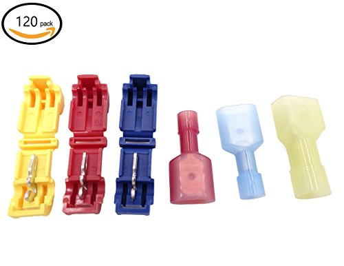 qadira-120pcs-quick-splice-wire-terminals-kit-and-fully-insulated-male-spade-wire-connectors-set