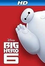 Big Hero 6 (Plus Bonus Features) [HD]
