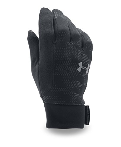 Under Armour Men's No Breaks ColdGear Infrared Liner Golves, Black (001), Small (Infrared Glove Liners compare prices)