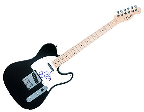 Green Day Billie Joe Armstrong Autographed Fender Tele Guitar