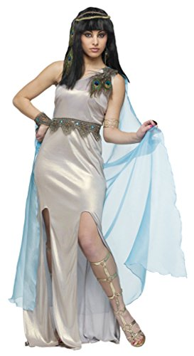 Funworld Womens Jewel Of The Nile Cleopatra Egyptian Fancy Halloween Costume