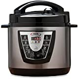 PPC Power Pressure Cooker, XL, Silver