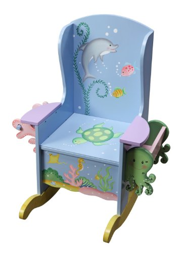 Potty Chair - Under the Sea