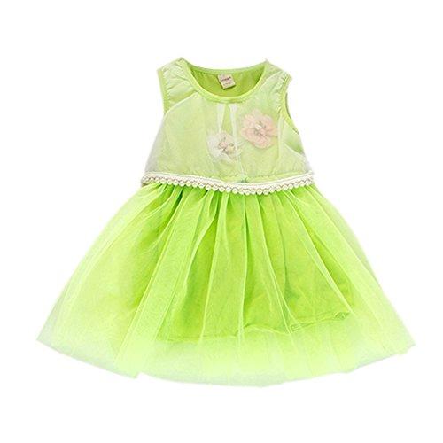 Toddler Green Dress