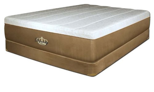 Best Buy DynastyMattress Luxury Grand 14 Inch Memory Foam Mattress