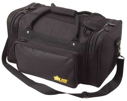 US PeaceKeeper Medium Range Bag (Black, Medium)