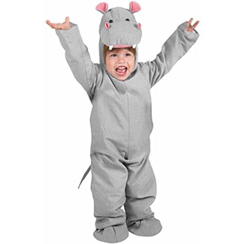 Toddler Hippo Halloween Costume