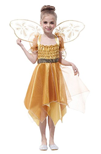 Ace Halloween Children's Kids Girls Cute Elf Angel Princess Costumes