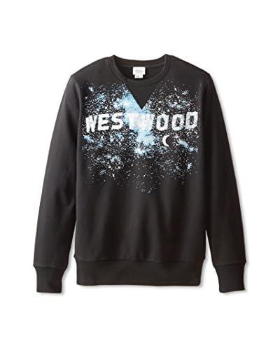 Vivienne Westwood Men's Crew Neck Print Sweatshirt