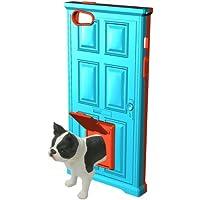 PlasticArts 【ペットがスタンドになる】 ペットドアケース iPhone5s/5対応 フレンチブルドッグ IPD-001