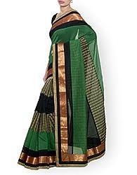 Unati Silks Women multicolor Assam sico saree