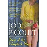 JODI PICOULT JODI PICOULT SONGS OF THE HUMPBACK WHALE